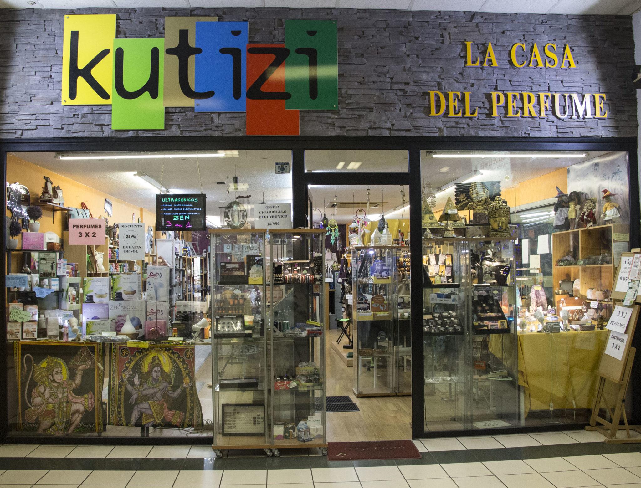 Productos naturales,minerales, perfumes y regalos originales
