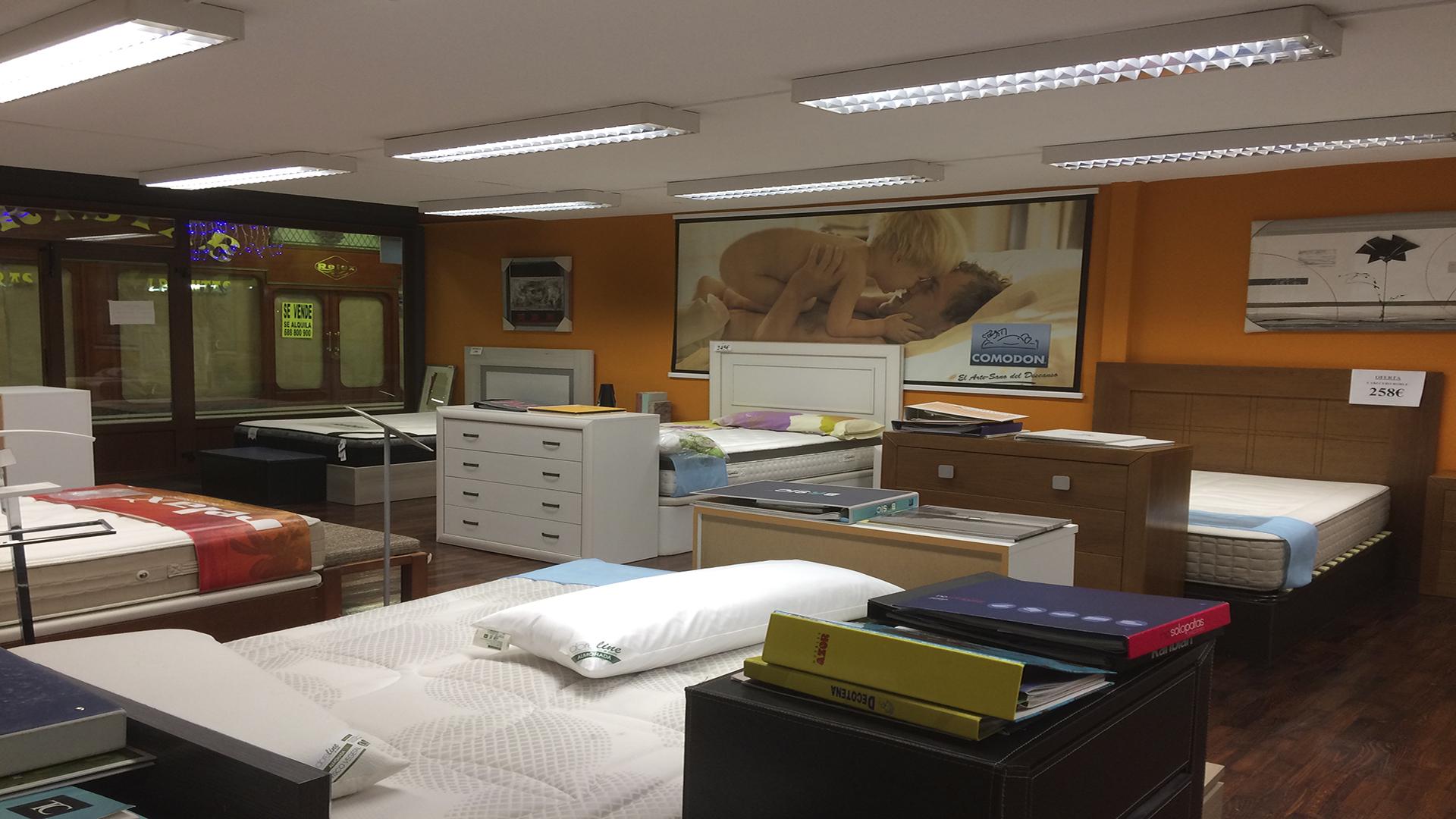 Tiendas De Muebles En Oiartzun Cool Dormitorio De Matrimonio  # Muebles Oiartzun Mamut