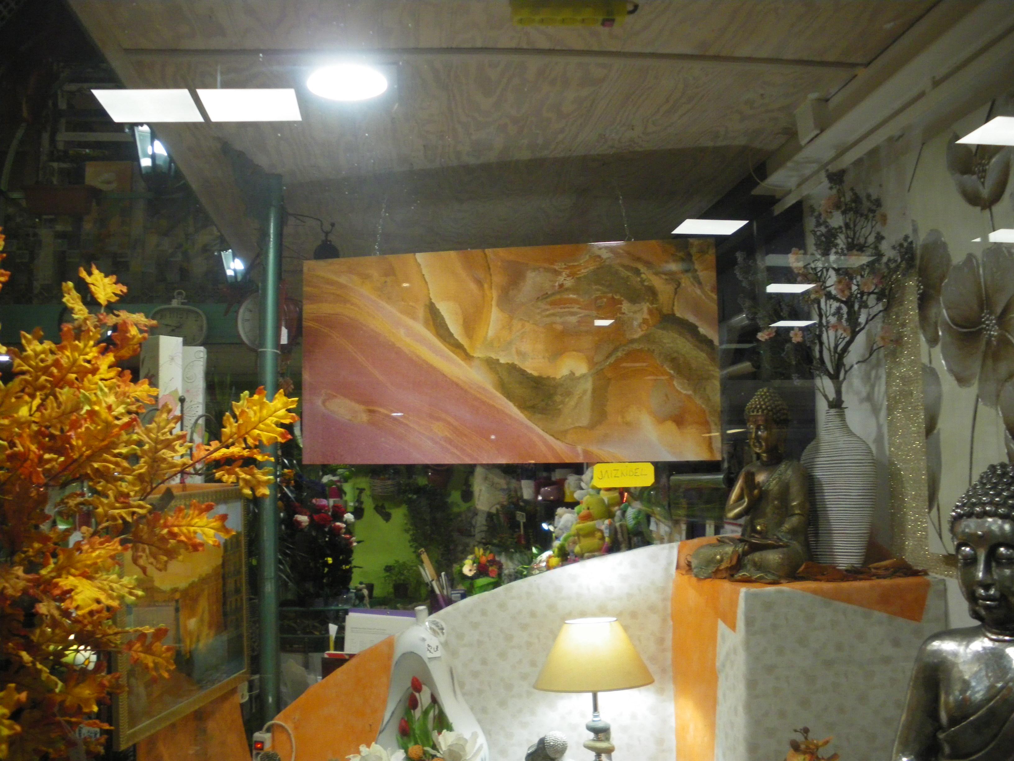 Cuadros de pintura y cuadros pintados por Imanol sobre imágenes fotográficas