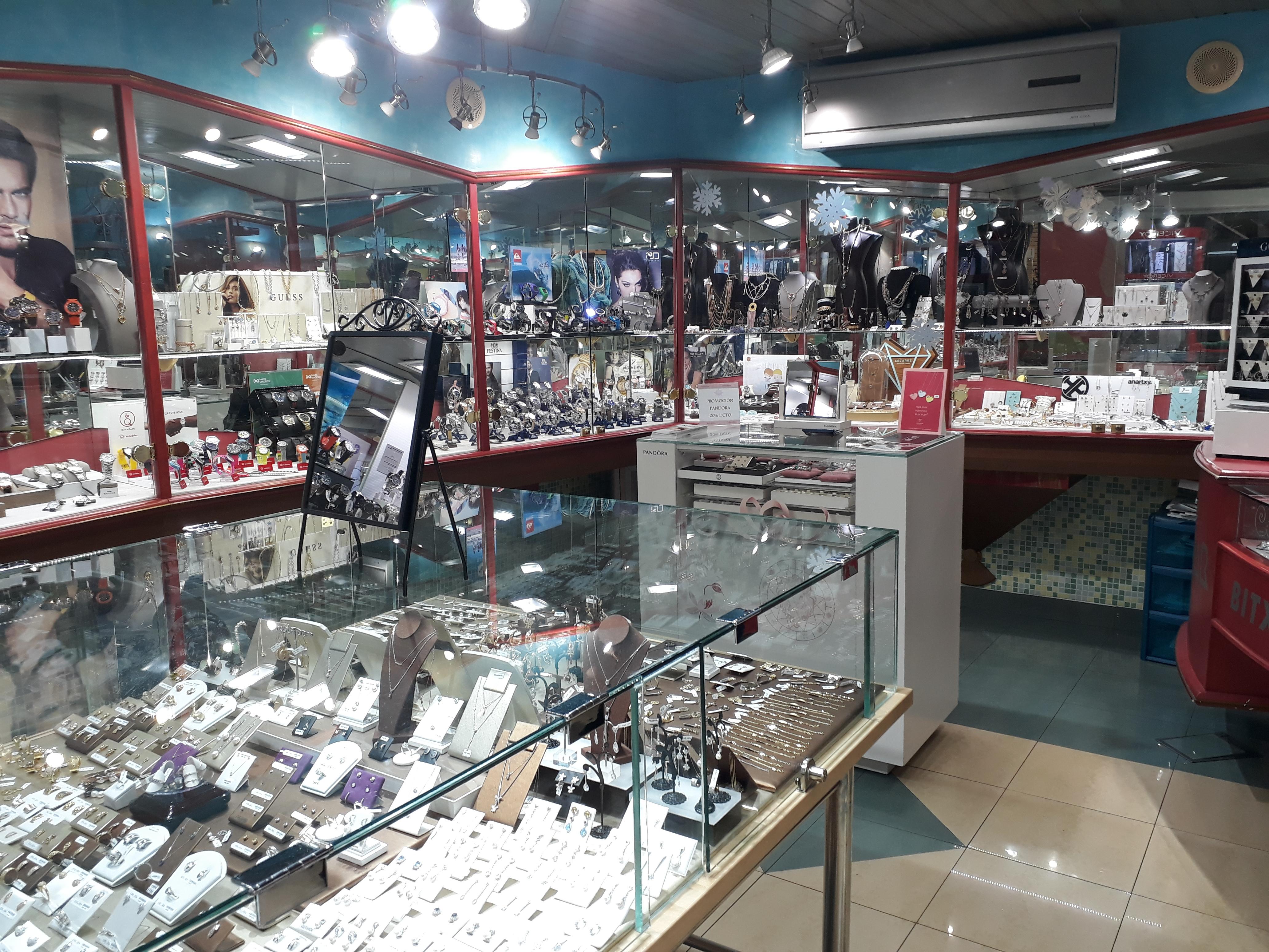 Joyas y relojes de calidad para todos los niveles adquisitivos