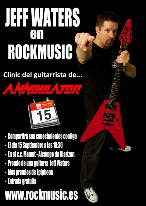 Rock Music asesora a músicos profesionales y les ofrece las novedades y tendencias del sector